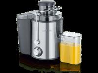 Acheter SEVERIN Centrifugeuse, Avec Récipient à Jus de 500 ml, 400 W, ES 3566, Noir/Inox au meilleur prix
