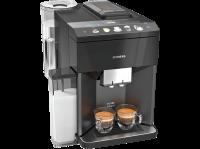 Siemens EQ.500 integral TQ505R09 – Machine à café automatique avec écran tactile – Permet de préparer deux tasses simultanément – iAroma System