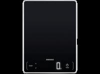 SOEHNLE 0861506 - Balance Electronique PAGE PROFI 100 Noire - 61506 - 5 Kg/1g