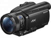 Acheter Caméscope Sony AX700 4K WiFi et NFC Noir au meilleur prix