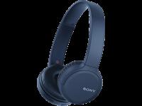 Acheter Casque sans fil Sony WHCH510 Bleu foncé avec Micro au meilleur prix