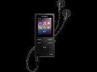 Lecteur MP3 Sony NWE394 8 Go Noir