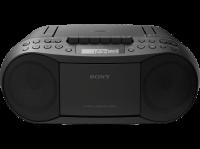 Acheter Sony CFD-S70B Lecteur CD/MP3, Radio - Noir au meilleur prix