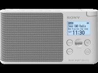 Acheter Radio portable Sony XDRS-41DW DAB/DAB+/FM Blanc au meilleur prix