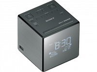 Acheter Sony XDR-C1DBP Radio/Radio-réveil Compatible Radio AM/FM et Radio Numérique DAB/DAB+ au meilleur prix