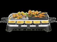 Acheter Raclette Tefal RE45A812 Pierrade 3 en 1  au meilleur prix