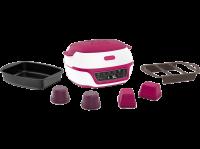 Comparateur de prix Tefal Cake Factory Delices, Machine intelligente à gâteaux, Appareil Cuisson, Pâtisserie, Muffins, Moules CreaBake inclus, 5 programmes, Compatible moules CreaBake, Pain,