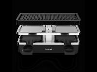 Comparateur de prix Appareil à raclette Tefal Plug & Share RE230812 400 W Noir et Gris