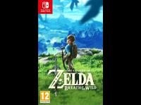 Acheter The Legend Of Zelda - Breath Of The Wild au meilleur prix