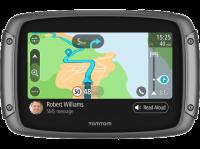 Acheter GPS Moto TomTom Rider 500 Cartographie Europe 49 pays, Traffic, Zones de danger à vie, Appel Mains-Libres au meilleur prix