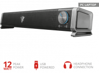 Acheter Trust Gaming GXT 618 Asto Barre de Son pour PC et TV au meilleur prix