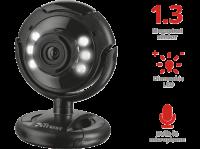 Comparateur de prix TRUST Webcam Spotlight Pro (16428)