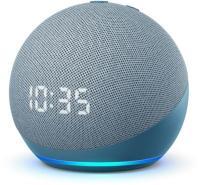 Acheter Nouvel Echo Dot (4e génération), Enceinte connectée avec horloge et Alexa, Bleu-gris au meilleur prix