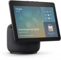 Acheter Nouvel Echo Show 10 (3e génération), Écran connecté HD avec mouvement et Alexa, Anthracite au meilleur prix