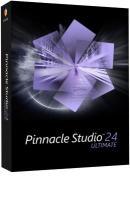 Acheter Pinnacle Studio 24 Ultimate - Licence perpétuelle - 1 poste - Version Boîte  au meilleur prix