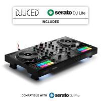 Comparateur de prix Hercules DJControl Inpulse 500 ? Contrôleur DJ USB 2 voies pour Serato DJ et DJUCED (inclus) - Interface audio intégrée, 16 pads