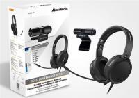 Acheter Micro-casque Avermedia Télétravail PW313 + Micro  au meilleur prix
