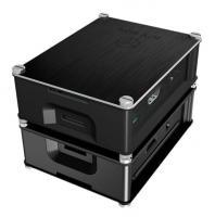 Acheter ICY BOX IB-RP102 Hülle Aluminium Schwarz ~D~ au meilleur prix