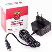 Acheter Raspberry Alimentation secteur USB-C 5V 3A Noir  au meilleur prix